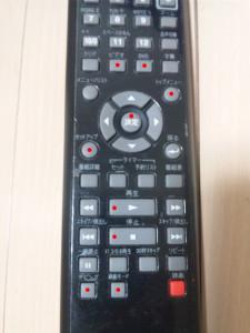 DXR-160Vリモコン